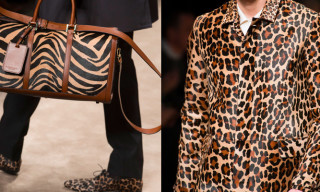 Burberry Prorsum Goes Wild for Fall/Winter 2013 – Leopard, Tiger & More