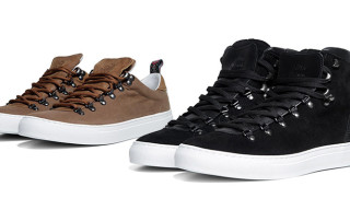 Carhartt WIP and Diemme Produce Sneakers for Spring/Summer 2013