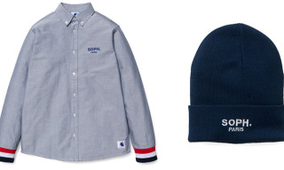 Carhartt WIP Paris x SOPHNET Capsule Collection