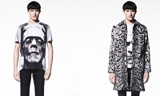 Christopher Kane Goes with Frankenstein, Count Dracula and The Mummy for Fall 2013