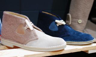 Gloverall x Clarks Desert Boots