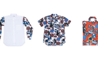 COMME des GARCONS SHIRT x Star Wars Spring/Summer 2013 Collection