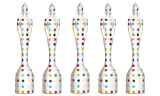 Damien Hirst Gives Brit Awards Statue A Makeover