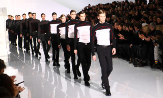 Dior Homme Fall/Winter 2013 Photo Recap