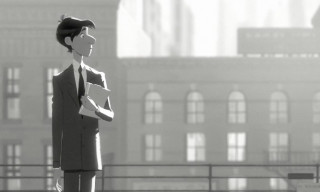 Disney Merges CGI and Hand-Drawn Animation in 'Paperman'