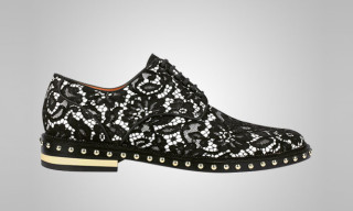 Givenchy Pre-Fall 2013 Men's Shoes