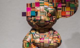 Haroshi 'Virtual Reality' Solo Exhibition at Jonathan LeVine Gallery – Recap