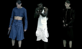 SHOWstudio: HOOD BY AIR Spring/Summer 2013 Film by Matthew Williams