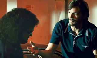 Watch A First Look of Ashton Kutcher as Steve Jobs in 'jOBS'