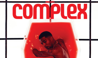 Kid Cudi Covers Complex's February/March 2013 Issue