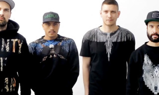 Video: Marcelo Burlon County of Milan Fall/Winter 2013/14 Collection
