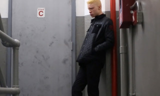Video: Мishkа Spring 2013 Lookbook Teaser With Shaun Ross