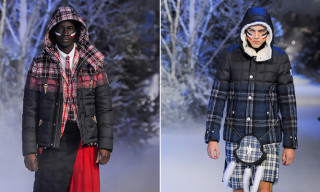 Moncler Gamme Bleu Fall/Winter 2013 Collection – All Things Scottish