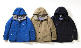 nanamica Spring 2013 Outerwear Collection