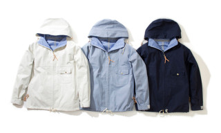nanamica Spring 2013 GORE-TEX Field Jacket and Cruiser Jacket