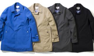 nanamica GORE-TEX Soutien Collar Coat Spring 2013