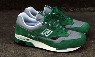 New Balance 1500 Gorge Green