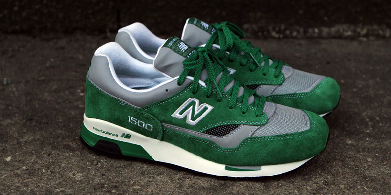 New Balance 1500 Gorge Green | Highsnobiety