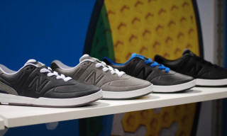New Balance Numeric – NB's Debut Skate Footwear Collection