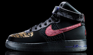 "Nike Air Force 1 ""Year of the Snake"" Pack"