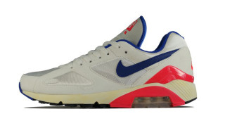"Nike Air 180 OG ""Ultramarine"" Spring 2013"