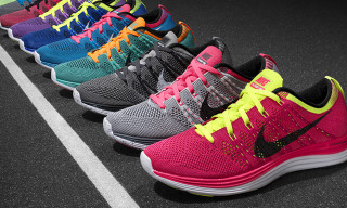 Nike Officially Unveils The Flyknit Lunar1+