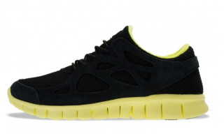 Nike Free Run+ 2 Woven Pack Spring 2013