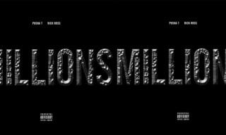 "Pusha T featuring Rick Ross – ""Millions"""