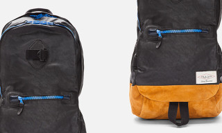 rag & bone Coated Canvas Backpack