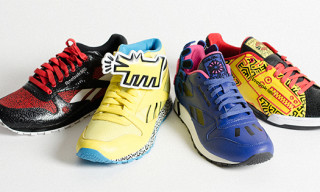 Highsnobiety Takes a Closer Look at the Reebok x Keith Haring Foundation Collection