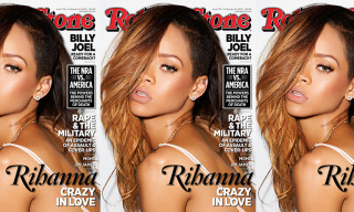 Rihanna Covers Rolling Stone – Shot by Terry Richardson