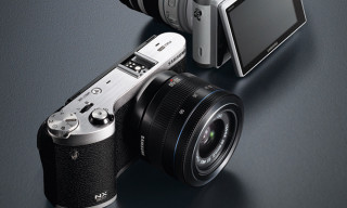 Samsung Announces Their New Flagship NX300 Camera