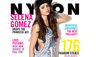 'Spring Breakers' Star Selena Gomez Covers NYLON in Jeremy Scott by adidas