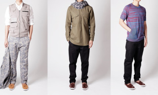 """Sifr Spring/Summer 2013 """"The Shadow Circus"""" Collection"""