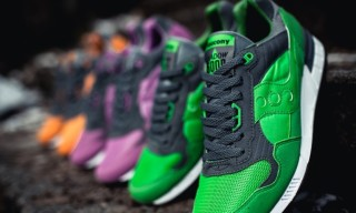 solebox x Saucony Shadow 5000 'Three Brothers Part 2' Pack
