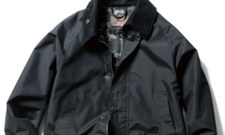 SOPHNET x Barbour Spring/Summer 2013 Bedale Jacket
