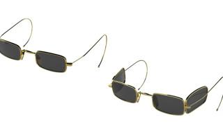 Thom Browne Fall/Winter 2013 Eyewear Preview