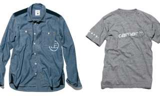uniform experiment x Carhartt Spring/Summer 2013 Capsule Collection