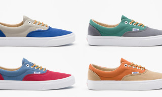 Vans California Brushed Twill Era CA Spring 2013
