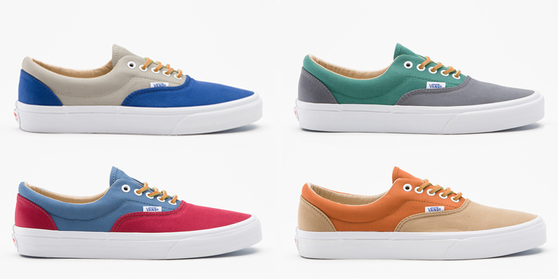 6ac28f7ae8afea Vans California Brushed Twill Era CA Spring 2013
