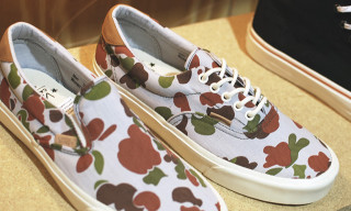 Vans California Fall 2013 Preview – Leopard Chukkas, Camo Eras & More