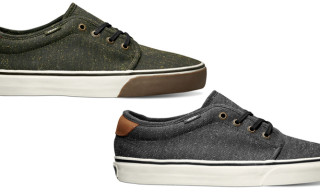 "Vans California ""Tweed Pack"" Collection for Spring 2013"