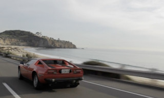Video: Maxx and His Maserati Merak SS