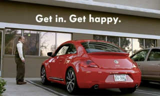 Watch The Volkswagen Super Bowl 2013 Game Day Commercial – Get In. Get Happy.