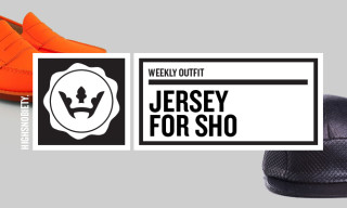 The Weekly Outfit: Jersey Fo Sho