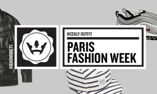 The Weekly Outfit: Paris Fashion Week