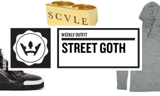 The Weekly Outfit: Street Goth