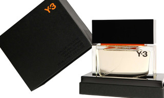 Y-3 Launches Its First Men's Fragrance – Black Label