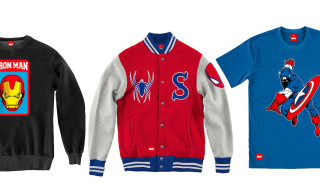 Addict x Marvel Capsule Collection for 2013