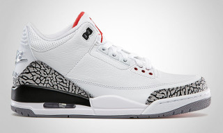 Air Jordan III Retro 88 'White Cement' – Available Today (Feb 6th)